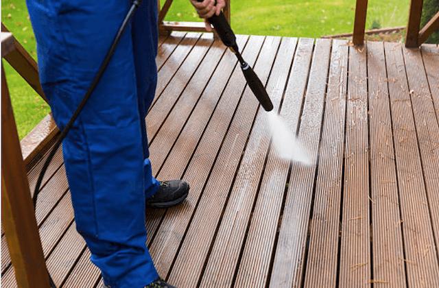 deck cleaning smyrna