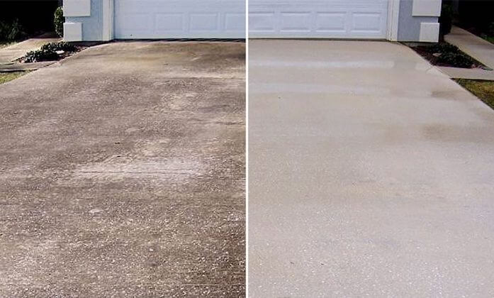 smyrna driveway cleaning