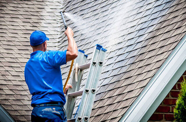 smyrna roof cleaning