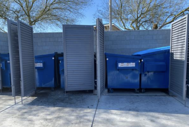 dumpster cleaning in smyrna