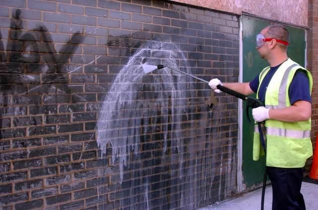 graffiti removal in smyrna